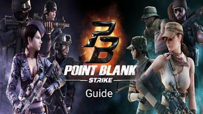Selamat tiba dalam artikel panduan game android terlengkap Panduan Bermain Point Blank: Strike Terlengkap
