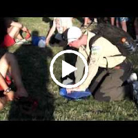 CPR and check for pulse