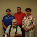 James Dunkley, Sr. and family.