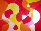 Oil Pastel by Elizabeth