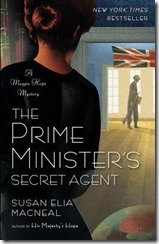 the prime ministers secret agent