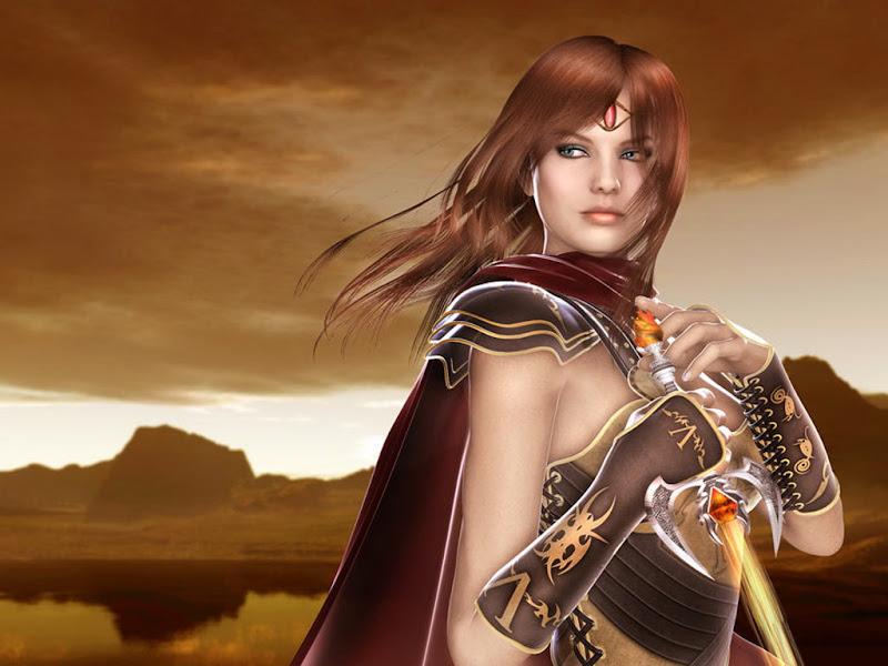 Fighter Strong Beauty, Warriors