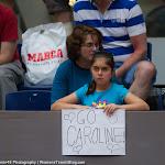 Little Wozniacki Fan