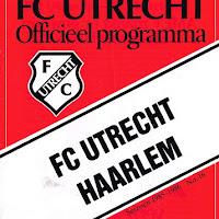 FCU Programmaboekjes 1985-86
