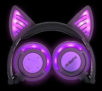 cat-ear-headphone