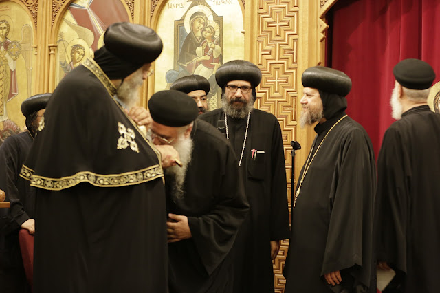 His Holiness Pope Tawadros II visit to St. Mark LA - _09A9237.JPG