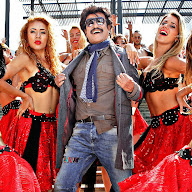 Lingaa Movie Stills