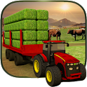 Silage Transporter Tractor icon