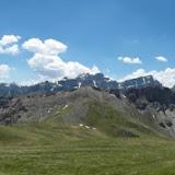 Wanderung mit Luis 24.06.16 Zandleserkofel - Escursione con guida Luis Col di Poma e Rifugio Genova