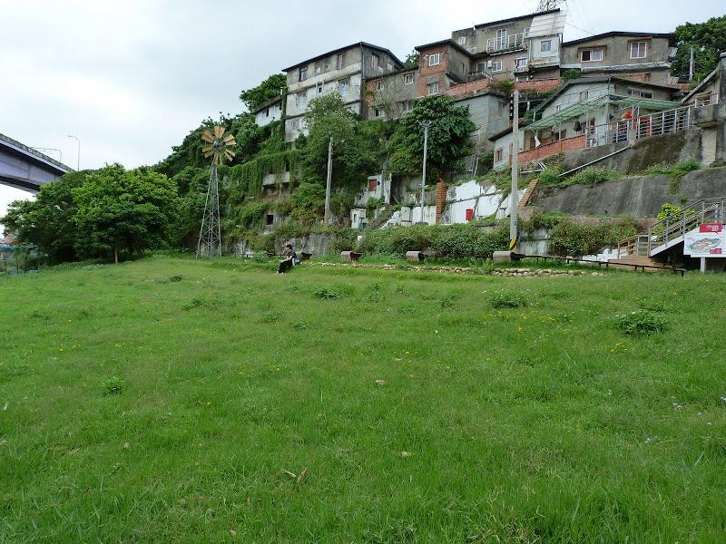 TAIWAN.Taipei TREASURE HILL Un mini quartier réhabilité à 10 mn a pied de gonguan MRT - P1020544.JPG