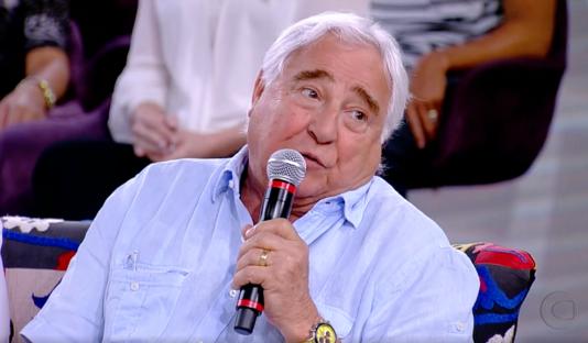 Ator Luis Gustavo morre aos 87 anos após batalha contra câncer no intestino