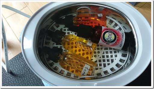 DSC 1392 thumb%25255B3%25255D - 【VAPE】スティープやアトマイザー洗浄に便利!?超音波洗浄機「東芝 超音波洗浄器 MyFresh TKS-210」を購入してレビュー