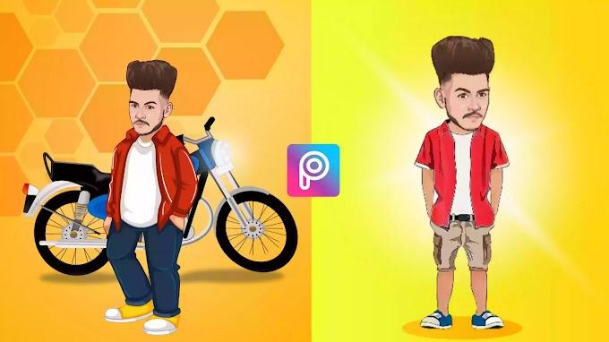 How To Create Cartoon Effect Photo   Make Cartoons Portrait Latest Viral   RTWORLD