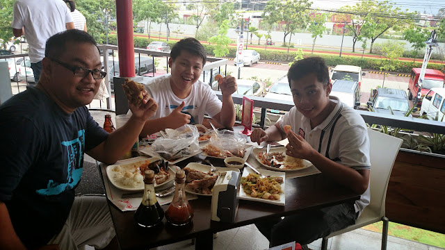Kalami Cebu goes to Choobi Choobi, Parkmall, Seafood Restaurant in Cebu, Cebu Best Food Blog, Rainmakers, Clyde Inso, Nezte Virtudazo