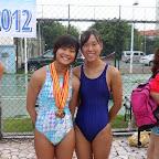 2012-08-26 第十五屆港清盃游泳友誼邀請賽