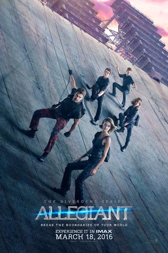 Η Τριλογία της Απόκλισης: Αφοσίωση (The Divergent Series: Allegiant) Poster
