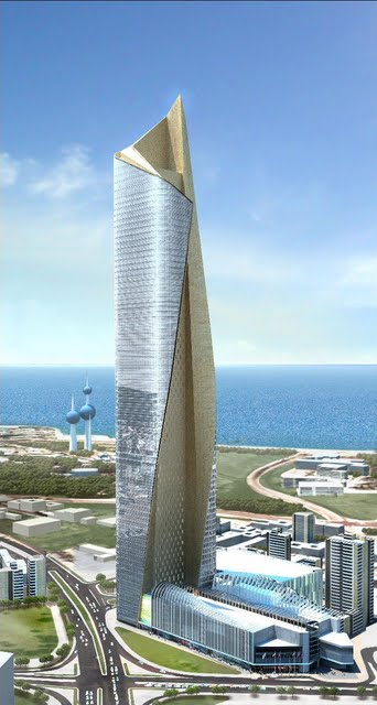 Kuwait - al Hamra Tower (photo-islamicworldpost.blogspot.com.jpg
