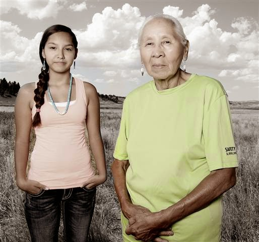 Native American: Travels U.S. photographing citizens of tribal nations