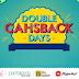 Paytm Double Cashback Sale - Upto Rs.300 Cashback on Fashion & Food