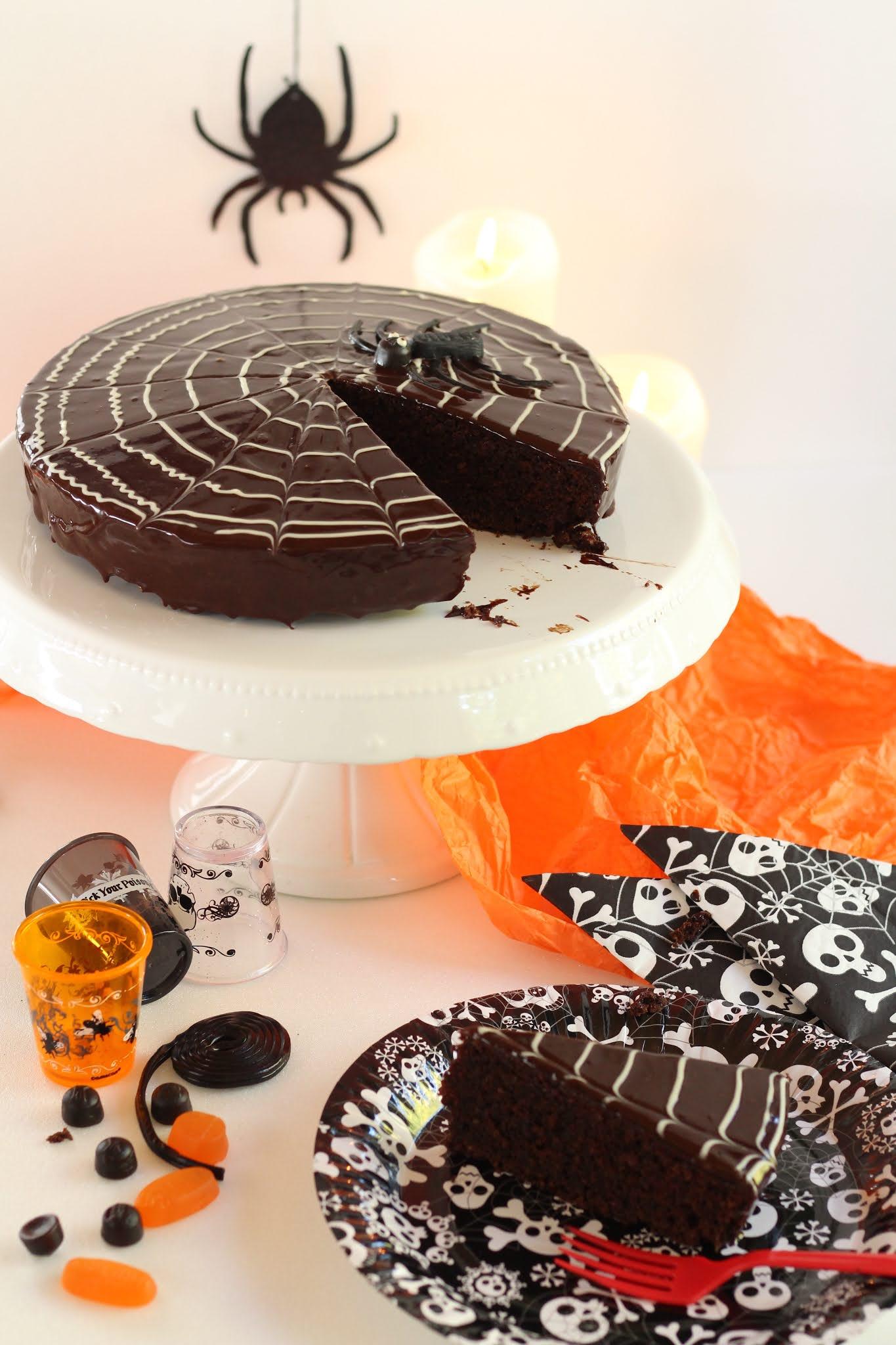 Halloween-Torte von Sugarprincess