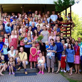 """Koguduse suvelaager 2013 """"Vaata, Jumal teeb uut"""" Nuutsakul"""