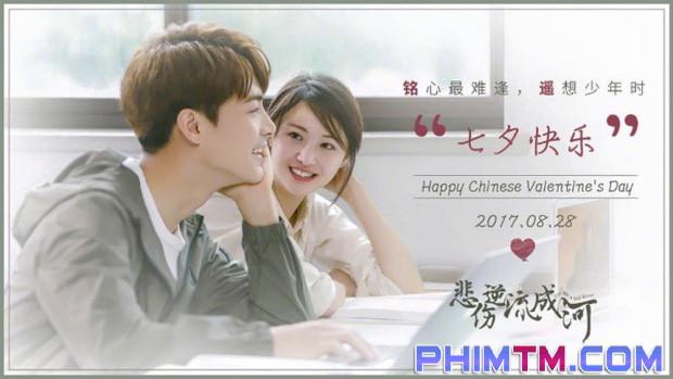 17 cặp đôi màn ảnh Hoa Ngữ công khai tình cảm nhân ngày Valentine châu Á - Ảnh 14.