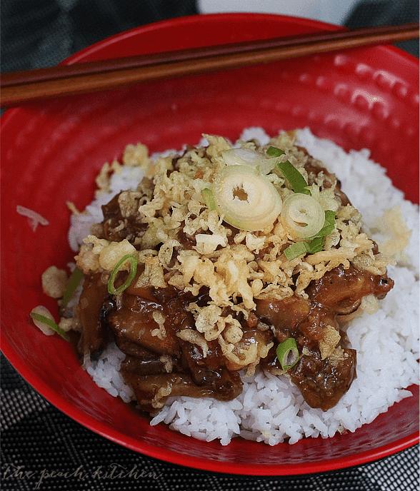 There's Tofu Steak and Cheesy Pork Katsu Donburi at Tokyo Tokyo!