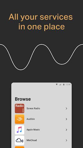 Sonos screenshot 4