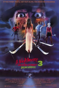 Pesadilla en Elm Street 3 - A Nightmare on Elm Street III: Dream Warriors (1987)