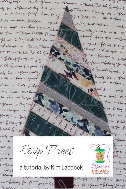 Strip Tree Tutorial by Kim Lapacek