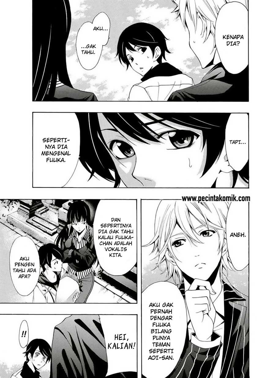 Fuuka Chapter 105-4