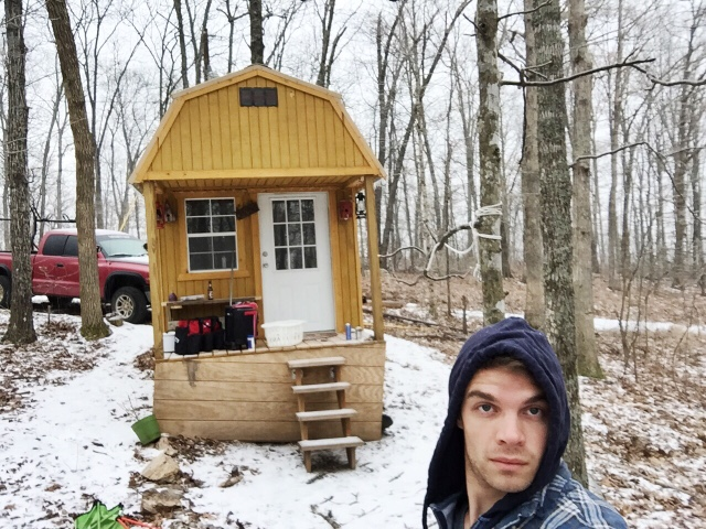 tiny house missouri
