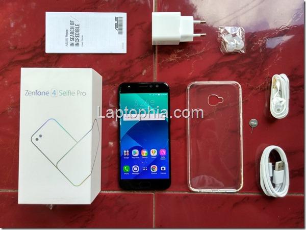 Perlengkapan Asus Zenfone 4 Selfie Pro ZD552KL