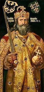 Βασιλιάς Καρλομάγνος,16% ΙΧΩΡ,αίμα Θεών,King Charlemagne,16% ichor,blood of the Gods