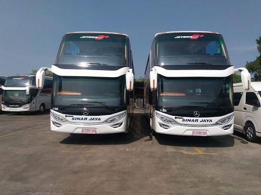 Bus Sinar Jaya SDD