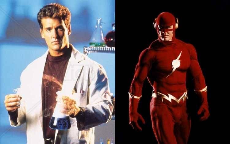 Flash ocupa la posición número 6 de nuestro top ten de las series de superhéroes