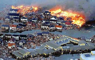 Tsunami Japan Pictures