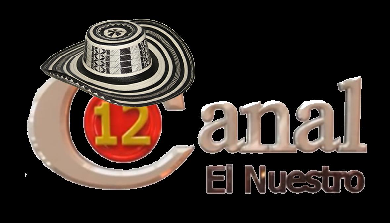 Logo Canal 12 Valledupar