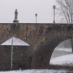 Le long de la Sûre en quittant Echternach...  Premiers pas sur le Mullerthal trail