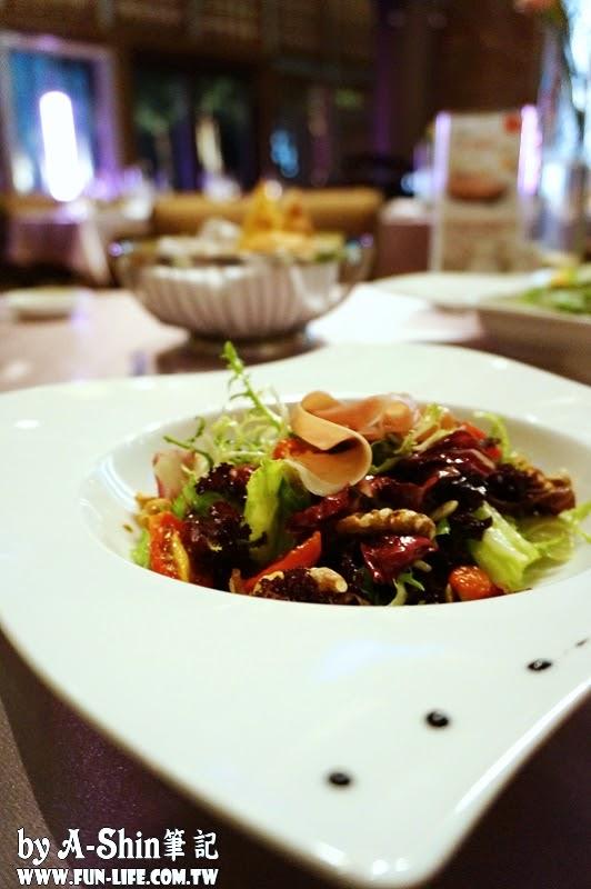 DSC00344 - 台中西屯餐廳|映景觀餐廳,裕元花園酒店景觀餐廳來了,享受浪漫氣氛、美食饗宴。
