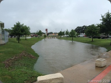 Aggieland RV Park Bryan Flood 2 05262016