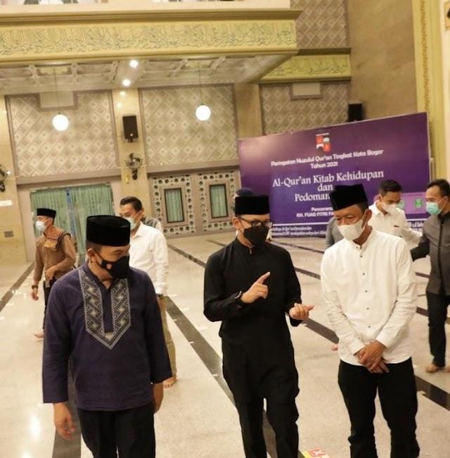 Nuzulul Quran, Bima Arya: Semua Jawaban dari Cobaan yang Kita Alami Ada dalam Al-Quran