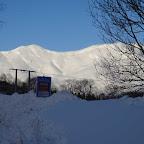 Le col reste fermé et l'accès à la station aussi ce dimanche matin