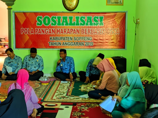 DPKP Soppeng Ajak Masyarakat Konsumsi Gizi Seimbang
