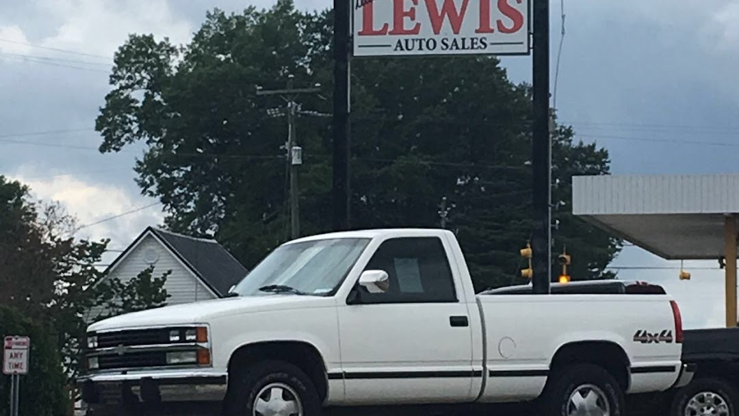 Lewis Auto Sales >> William Lewis Auto Sales Car Dealer In Zebulon