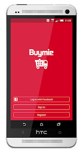 Buymie- screenshot thumbnail