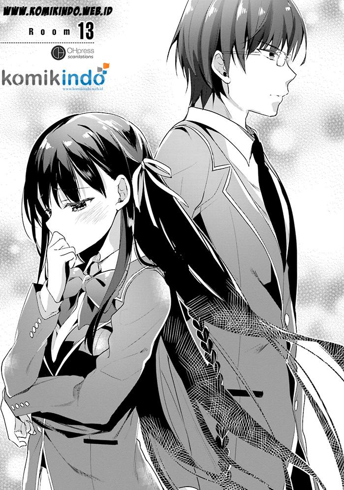 Baca Komik Youkoso Jitsuryoku Shijou Shugi no Kyoushitsu e Chapter 13 Bahasa Indonesia Page 3