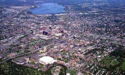 City Aerial 416