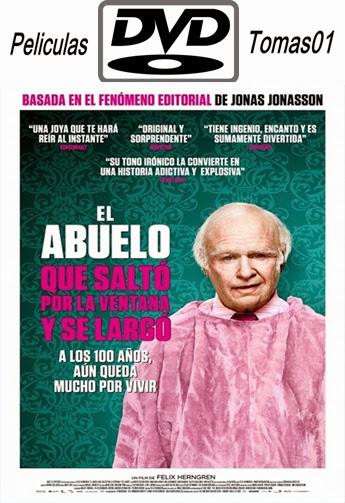 El abuelo que saltó por la ventana y se largó (2013) DVDRip