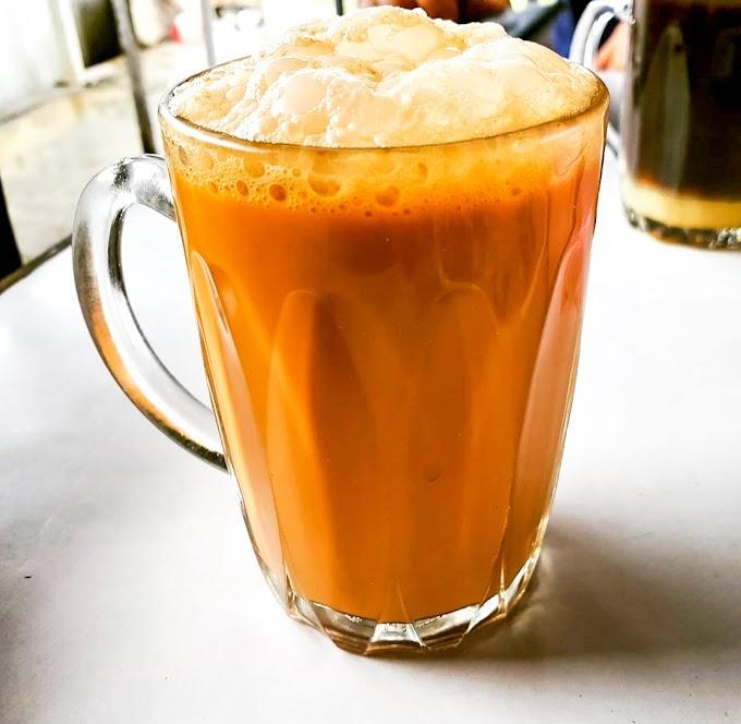 Teh Tarik/ Malaysian Pulled Tea Recipe | Breakfast Care